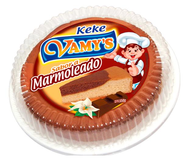 Keke Marmoleado Vamys